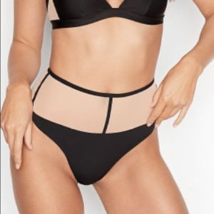 Victoria's Secret LUXE High-waist V-string Panty